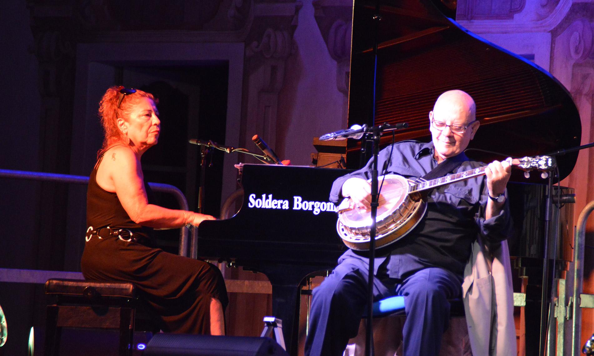 Miasino Classic Jazzfestival - Lino Patruno e Laura Fedele